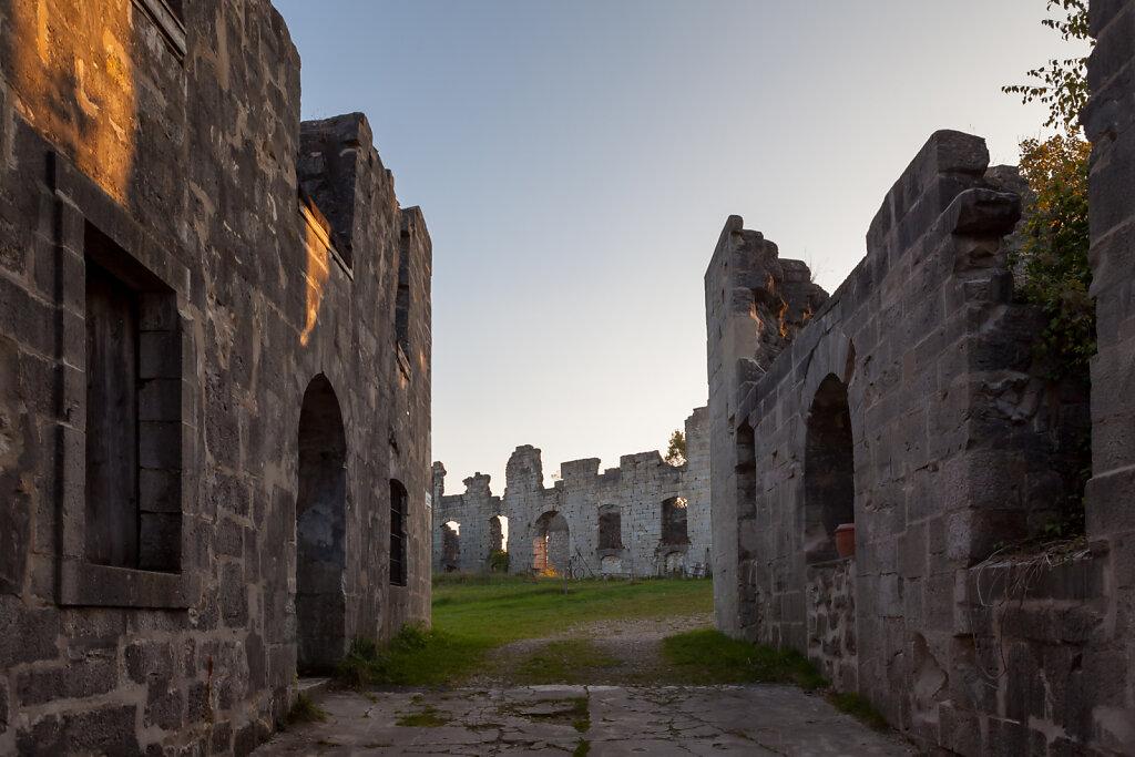 Festungsruine Rothenberg