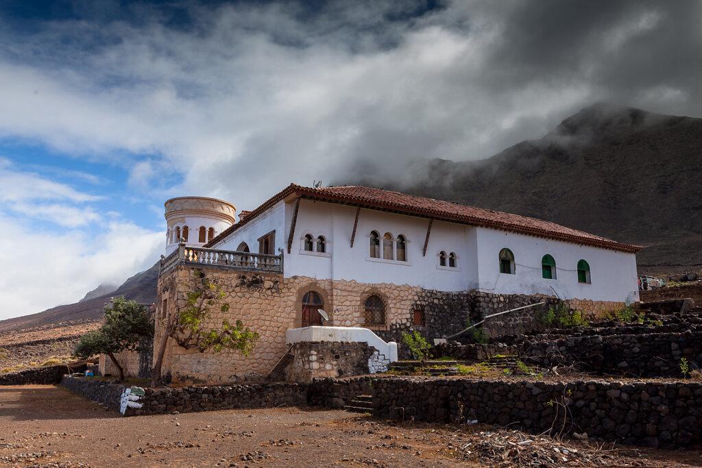 Villa Winter - Cofete (Fuerteventura)