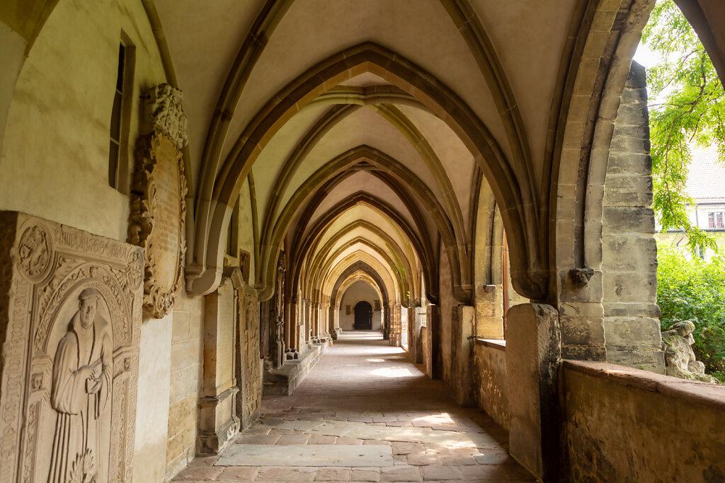 Kreuzgang des Magdeburger Dom