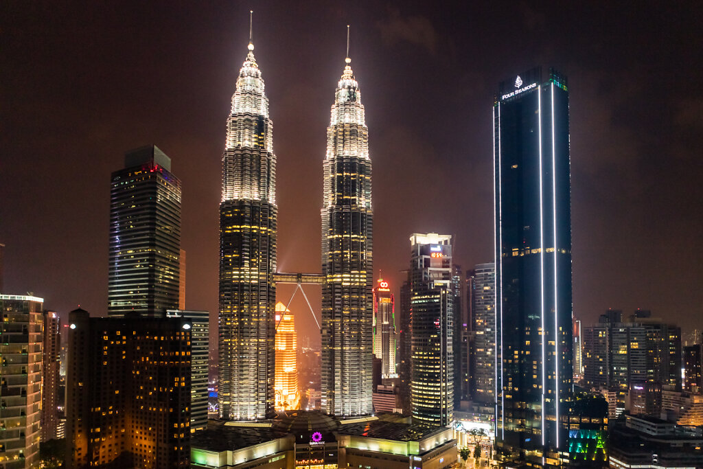 Petronas Towers (Kuala Lumpur / Malaysia)