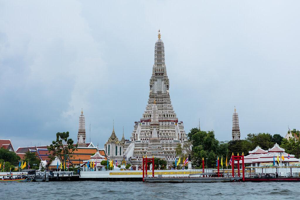 Tempel Wat Arun in Bangkok (Thailand)