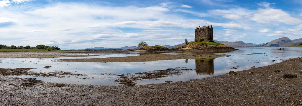 Castle Stalker (Portnacroish, Appin, Vereinigtes Königreich)