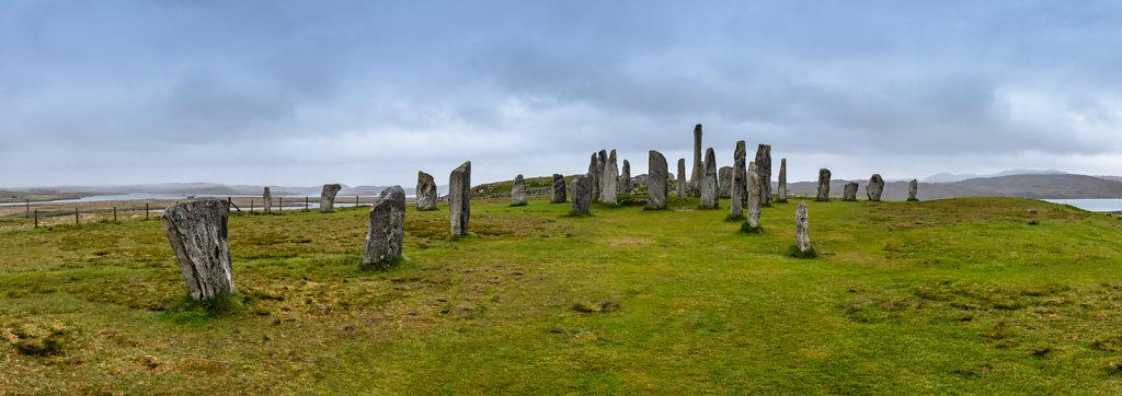 Callanish Stones / Callanish, Insel Lewis (äußere Hebriden)