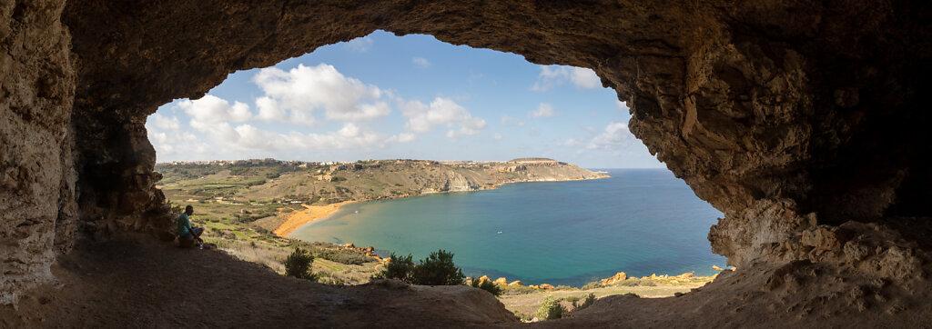 Tal Mixta Cave / Gozo (Malta)